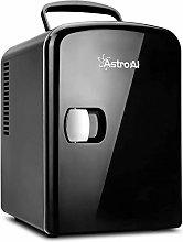AstroAI Mini Fridge 4 Litre/6 Can Portable AC/DC