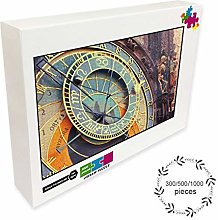 Astronomical Clock Prague Jigsaw Puzzle