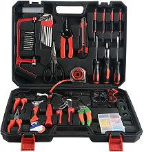 Asupermall - 103 Piece Home Repair Tool Kit