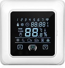 Asupermall - 16A Household Programmable Thermostat