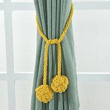 Asupermall - 1Pair Curtain Tiebacks Rope Curtain