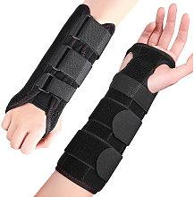 Asupermall - 2pcs Carpal Tunnel Wrist Splint Wrist
