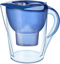 Asupermall - 3.5L Transparent Water Filter Pitcher