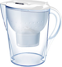 Asupermall - 3.5L Water Filter Pitcher with