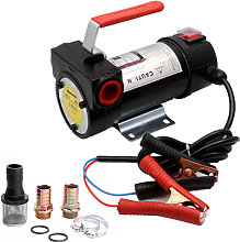 Asupermall - 550W 12V Small Electric Oil Pumps