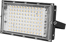 Asupermall - AC180-240V 100W 96LEDs Indoor Plant
