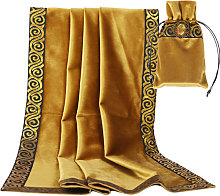 Asupermall - Altar Tarot Table Cloth Velvet Tarot