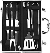 Asupermall - Barbecue Accessory Kit Grill Tool Set