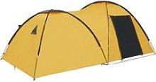 Asupermall - Camping Igloo Tent 450x240x190 cm 4