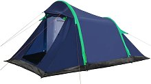 Asupermall - Camping Tent with Inflatable Beams