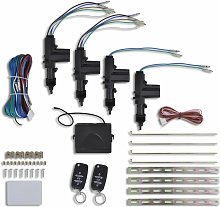 Asupermall - Car Central Door Lock Kit with 2