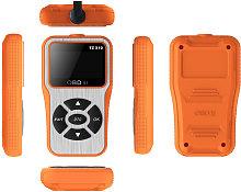 Asupermall - Car Diagnostic Tool Scanner, Orange
