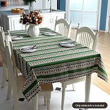 Asupermall - Christmas Tablecloth Printed