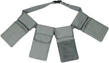 Asupermall - Garden Tool Belt with 4 Bags