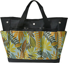Asupermall - Garden Tool Tote with 9 Pockets