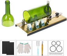 Asupermall - Glass Bottle Cutter Kit Bottle Cutter