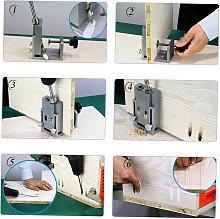 Asupermall - Hole Locator Jig DIY Kit System