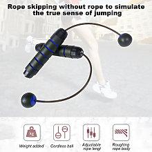 Asupermall - Hot Sale Ropeless Jump Rope Length