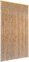 Asupermall - Insect Door Curtain Bamboo 100x200 cm