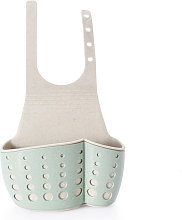 Asupermall - Kitchen Sink Faucet Hanging Bag Wheat