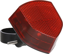 Asupermall - LED Bike Tail Light Bicycle Rear
