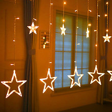 Asupermall - Led String Lights Home Bedroom Window