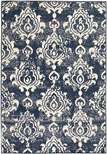 Asupermall - Modern Rug Paisley Design 160x230 cm
