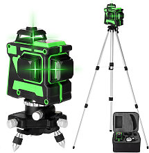 Asupermall - Multifunctional 3D 12 Lines Laser