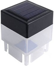 Asupermall - Outdoor Solar Powered Light Fence