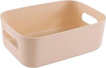 Asupermall - Plastic Storage Basket Desktop