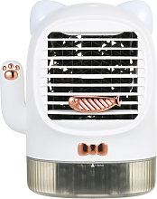 Asupermall - Portable Air Conditioner Fan USB