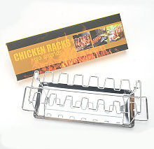 Asupermall - Portable stainless steel folding