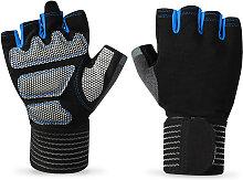 Asupermall - Short Finger Gloves Outdoor Sports