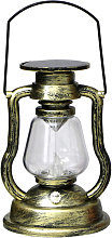 Asupermall - Solar Powered Hanging Candle Light