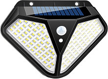 Asupermall - Solar Wall Lamp Three Lighting Modes