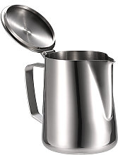 Asupermall - Stainless Steel Milk Frothing Pitcher