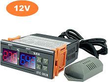 Asupermall - STC-3028 Digital Temperature Humidity