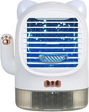 Asupermall - UV Light Portable Air Conditioner Fan