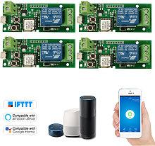 Asupermall - Wifi Switch Wireless Relay Module