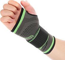 Asupermall - Wrist Support Sleeve Half-Finger
