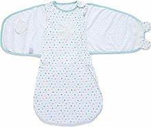 ATATMOUNT Cotton Swaddle Baby Sleeping Bag Unisex