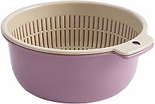 Atcool 2 in 1 Multi Kitchen Strainer Bowl Sets,