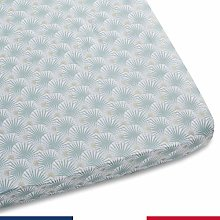 Atelier de Morphée Fitted Sheet for Baby Tropico