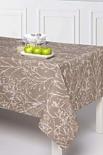 atenas home textile Stain-Resistant Tablecloth,