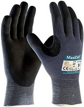 ATG 44-3745/06 Safety and Work Wear Gloves, Blue,