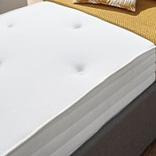 Athena Luxury Tufted Bonnell Single Mattress In