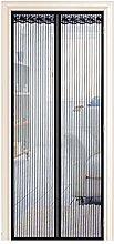 AtherAD Stripe Full Frame Magnetic Door Screen