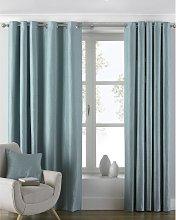Atlantic Eyelet Ringtop Curtains (168 x 183cm)