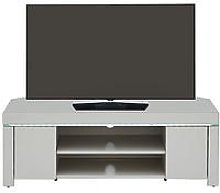 Atlantic High Gloss Corner Tv Unit With Led Light