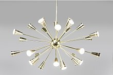 Atmosphere 30-Light Sputnik Chandelier KARE Design
